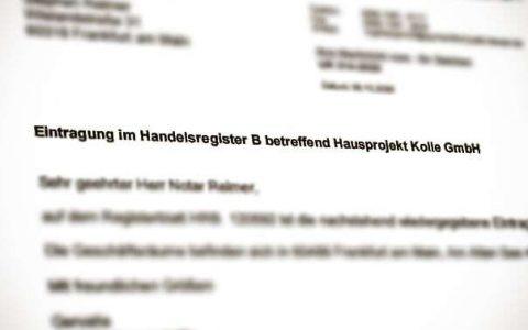 Kolle ist jetzt GmbH